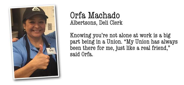 Orfa Machado